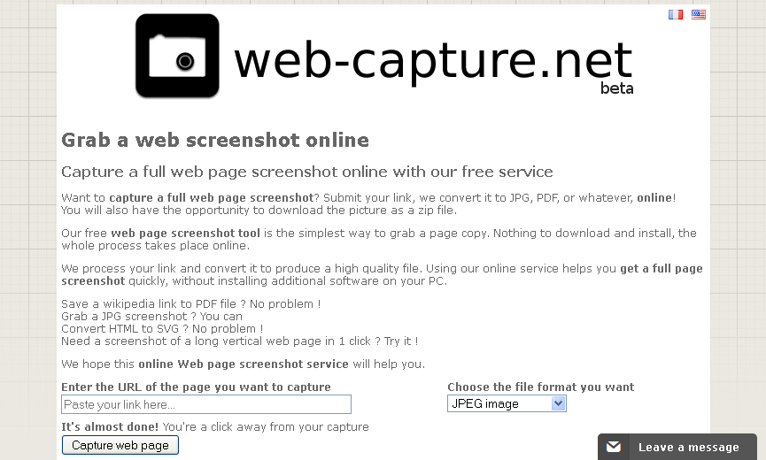 web-capture.net